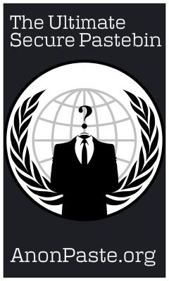 AnonPaste